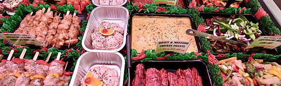 Prepared and Ready Meals