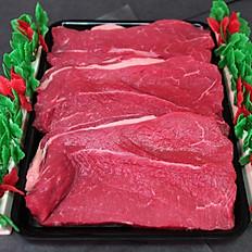 Welsh beef braising steak per 1 lb