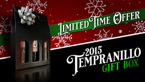 EXTREMELY LIMITED : 2015 Tempranillo Gift Box