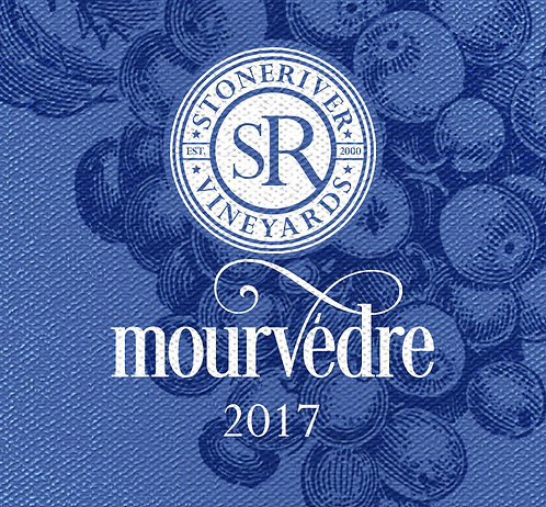 2017 Mourvedre