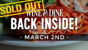 WINE & DINE : *SOLD OUT*