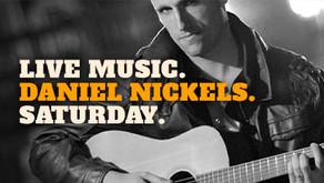 LIVE MUSIC w/ Daniel Nickels