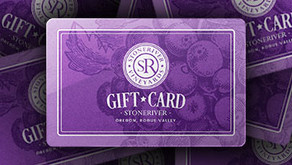 NOW OFFERING GIFT CARDS