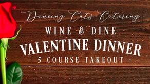 Wine & Dine : VALENTINE TAKEOUT