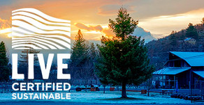 StoneRiver Vineyards Certified LIVE Sustainable for 2019