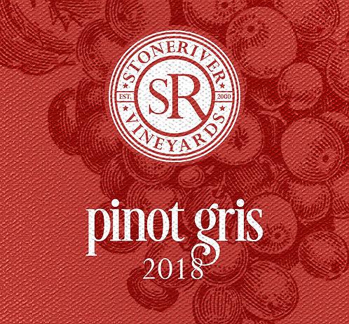 Pinot Gris 2018