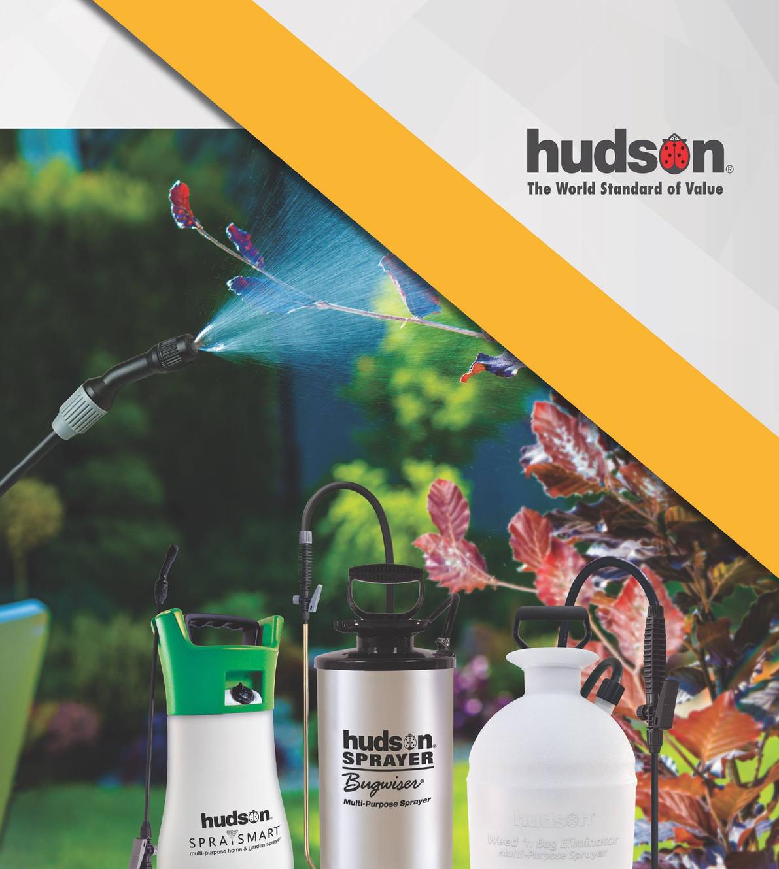 H D  Hudson Sprayers | The right way to spray