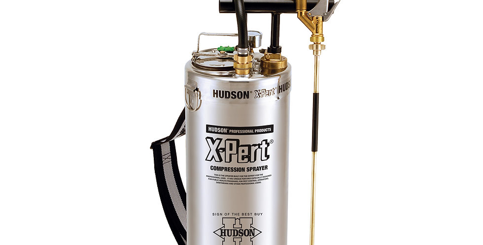X-Pert® Brand Stainless Steel Sprayer