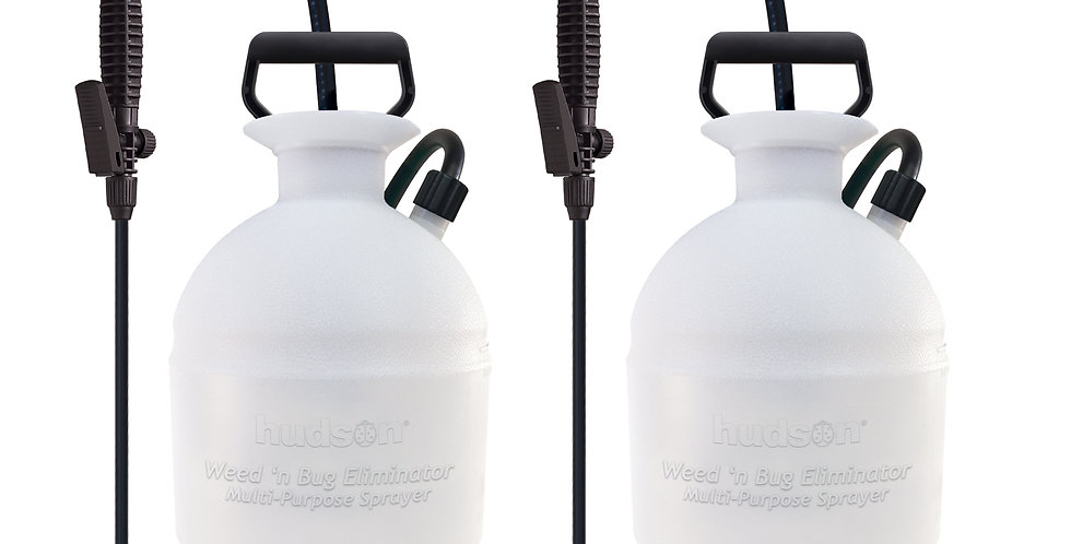 Eliminator® Sprayer Twin Pack