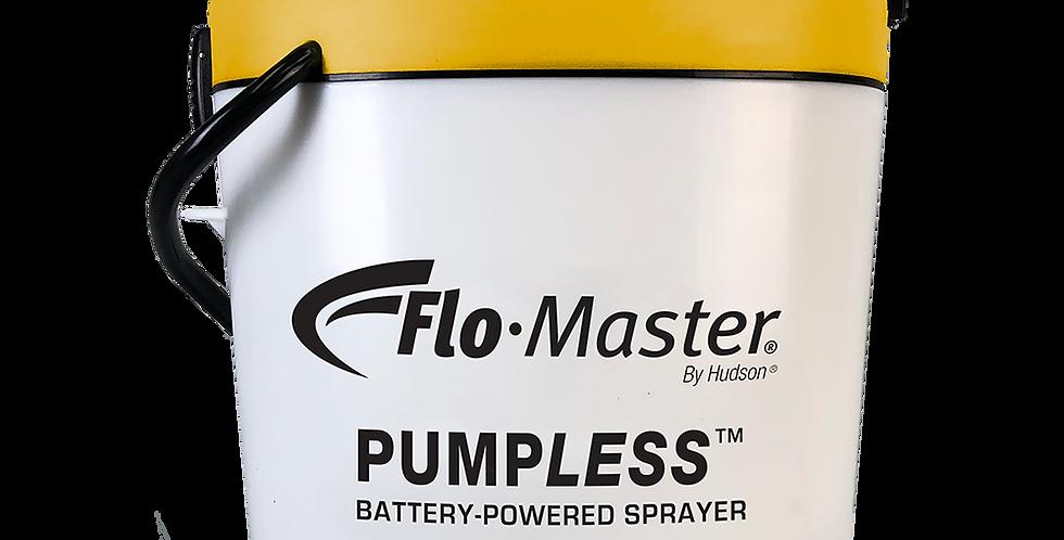 Pumpless™ Battery Powered Sprayer