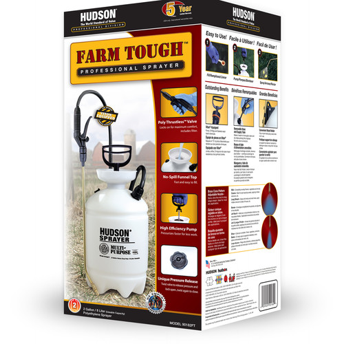 Farm Tough Sprayer