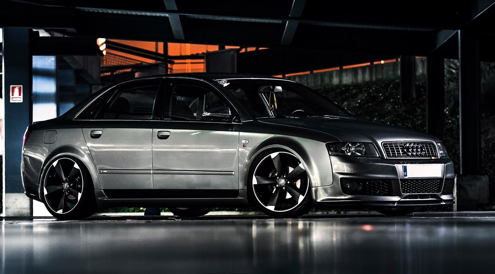 Audi A4 de Fernando