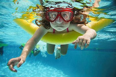 camp de jour saint-jérôme natation  piscine