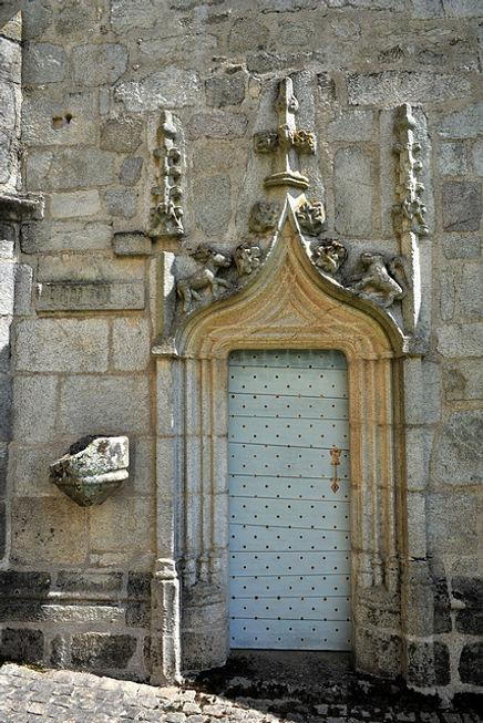 Chapelle templière Paulhac