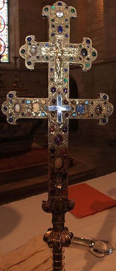Croix de l'Abbaye de Grandmont