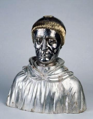 Buste saint Etienne de Gradmont