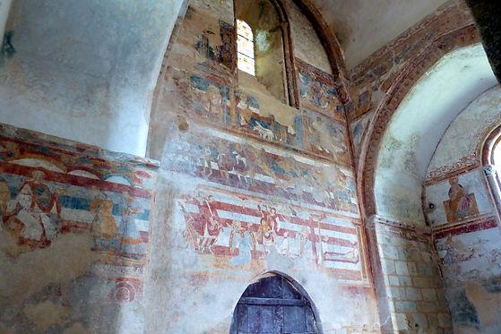 Peintures des Salles Lavauguyon