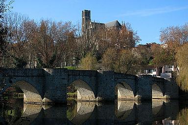 Pont cathédrale de Limoges