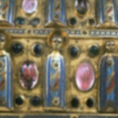 Châsse émaillée de Lapleau
