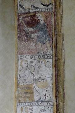 Calendrier Eglise Clairavaux