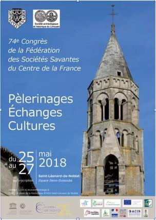 """74e Congrès sur """"Pèlerinages, échanges et Cultures"""""""