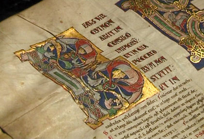 Bible of Saint Yrieix