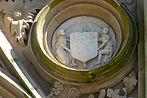 Médaillon portail Saint-Jean cathédrale Limoges