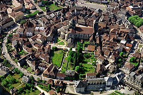 Medieval cities Limousin