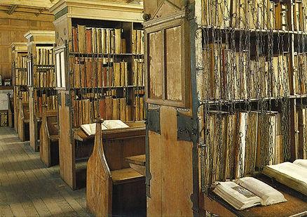 Scriptorium abbey Limoges