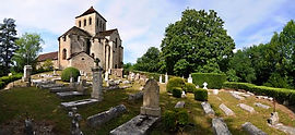 Limousin medieval churches
