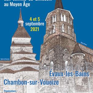 Chanoines et moines aux confins du Limousin au Moyen Âge.