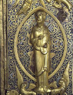 Tabernacle émaillé Chartres