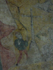 Peintures de l'Abbaye de Solignac