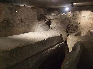 Crypte de la Collégiale de Brive-la-Gaillarde