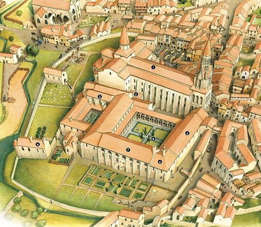 Abbaye Saint-Martial de Limoges