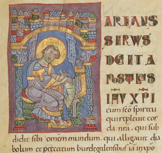 Bible de saint martial