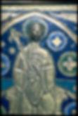 Coffre eucharistique émaillé