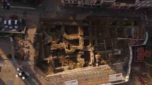 L'abbaye Saint-Martial se dévoile !