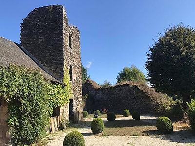 Chateau de Comborn