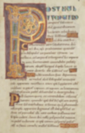 First Bible of the Saint Martial of Limoges