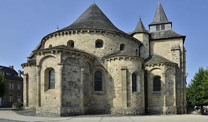 Abbaye de Vigeois