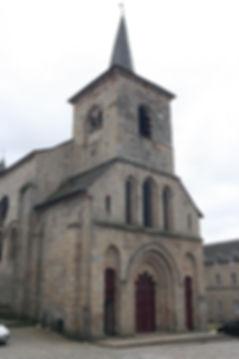 Clocher Abbaye Saint-André Meymac