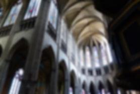 Chevet de la cathédrale de Limoges