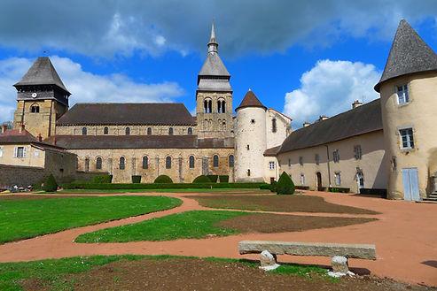 Abbaye de Chambon sur Voueize