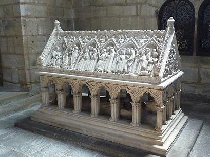 tombeau aubazine