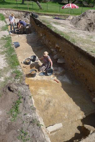 Conférence sur les fouilles de Grandmont