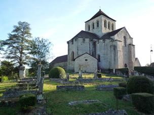 Le prieuré du Chalard en présentation