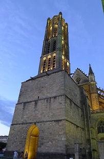 Cathédrale de Limoges clocher