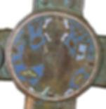 Croix  émaillée de Jouac