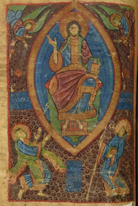 Bible de saint martial Limoges